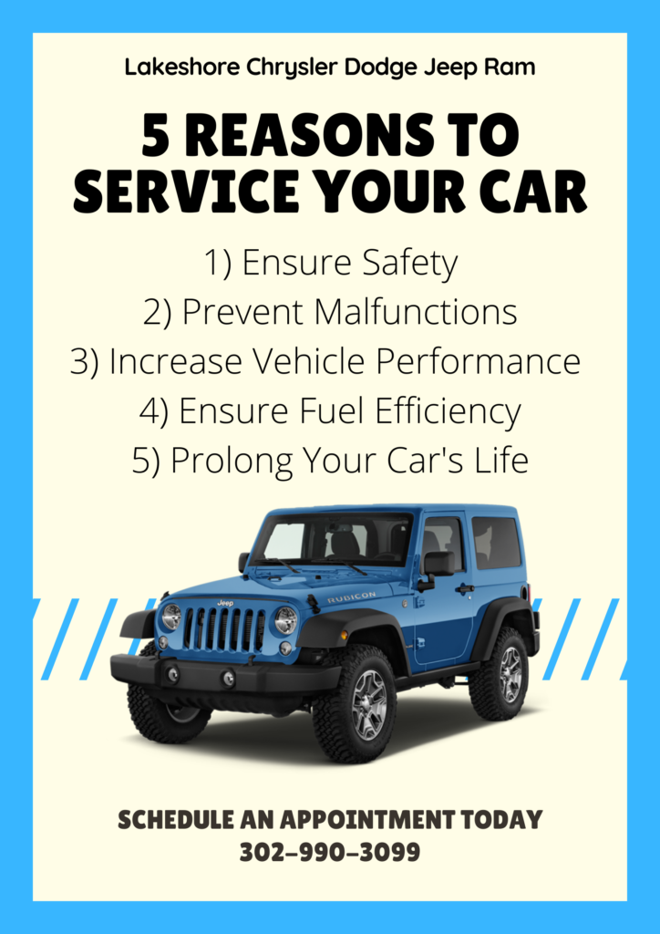 Service Your Vehicle